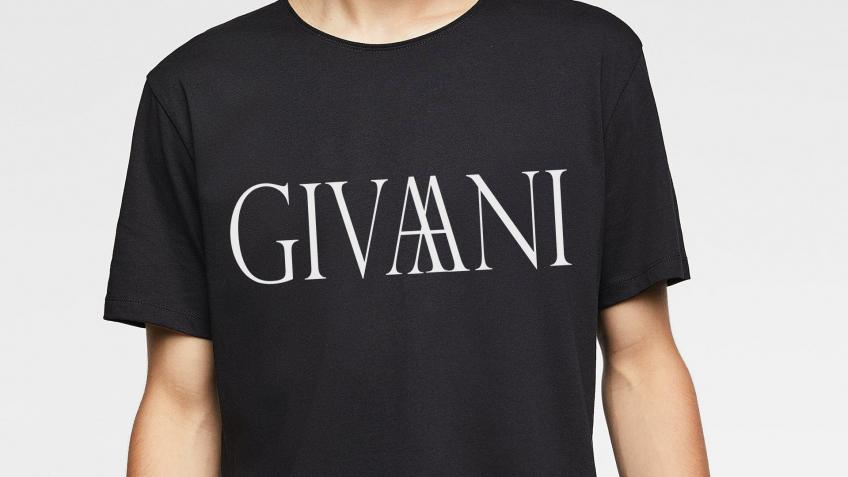 Help start up Givaani clothing brand
