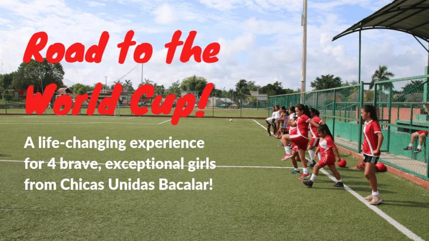 Girls United's journey from Mexico to London