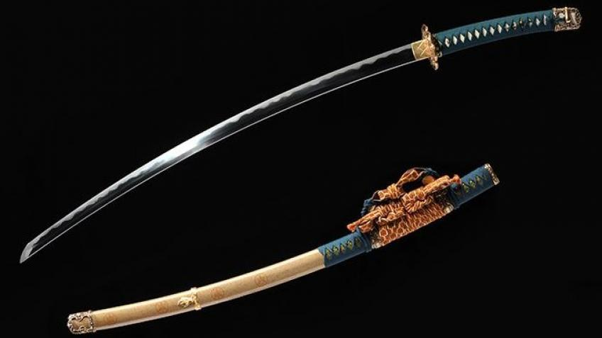 I just really want a samurai sword