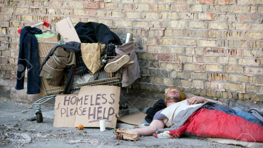 Helping the Homeless get back on their feet