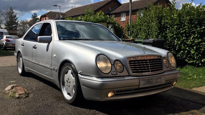 Restoration Project: 1998 Mercedes-Benz E55 AMG - a Technology