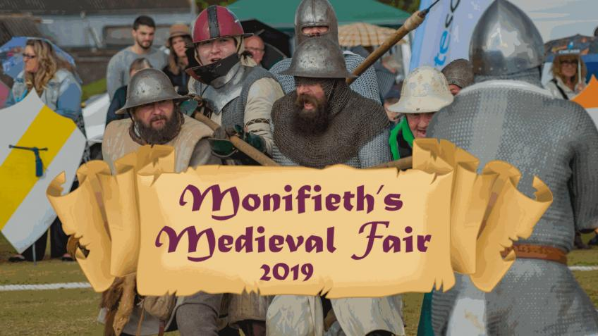 Monifieth Medieval Fair 2019