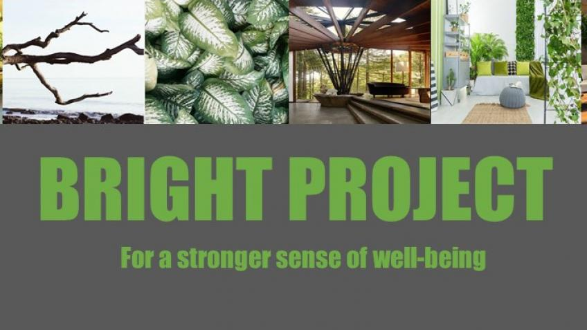 Bright Project- for a greater sense of wellbeing
