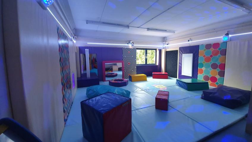 Soft Play Centre for ASN Children