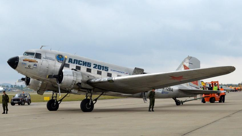 Get the DAK Back! D-Day Veteran C47 N12BA