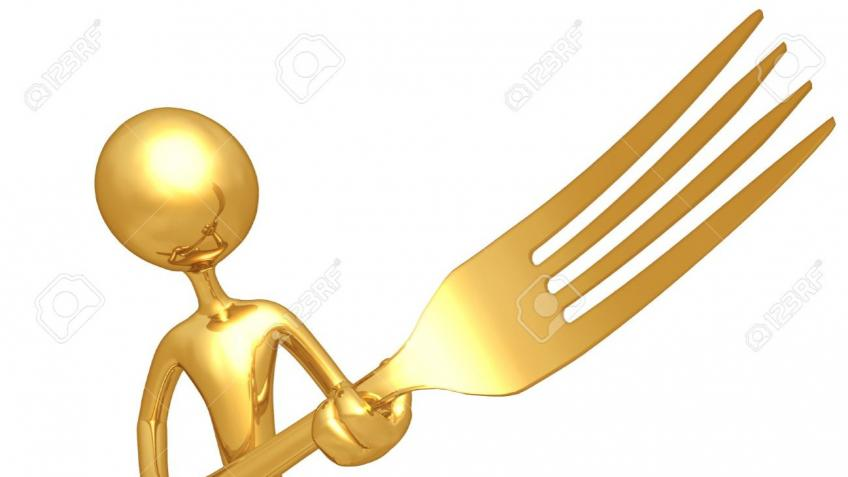 Who let the forks out ?