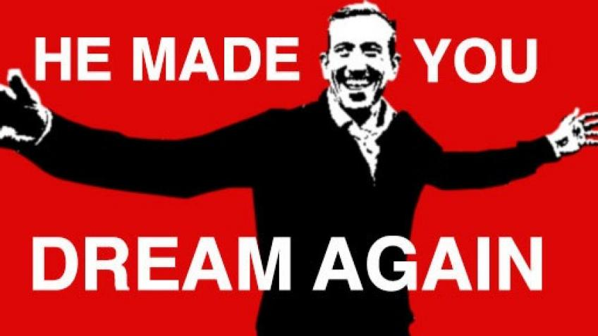 An opening day tribute to Justin Edinburgh