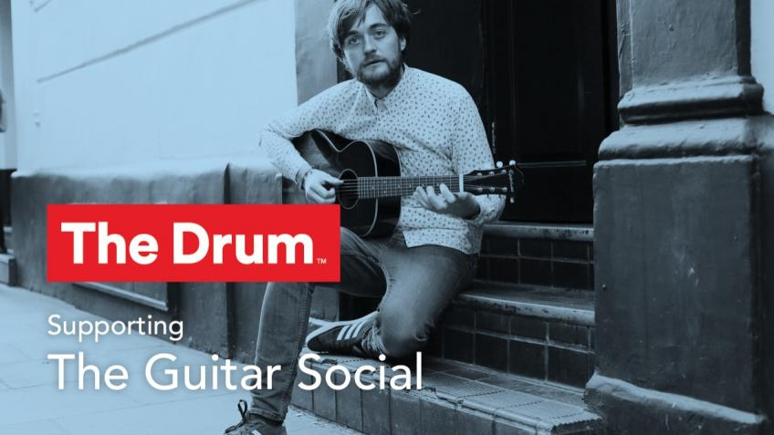The Drum are getting behind the Guitar Social!