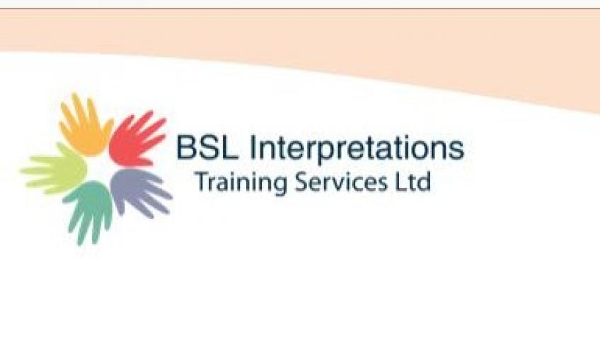 Sisters BSL training