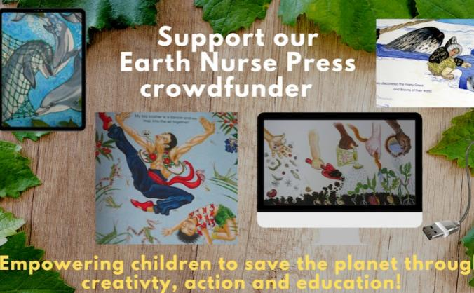Earth nurse - empowering kids to heal the planet image