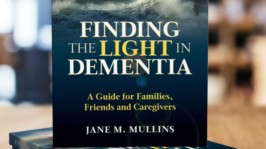 Finding the Light in Dementia Audio Book and APP