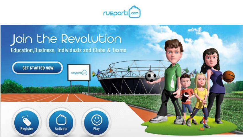 Rusporti Ltd - Web & App