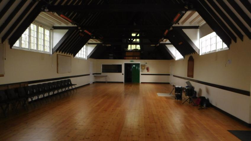 Hunton Village Hall kitchen  Improvements