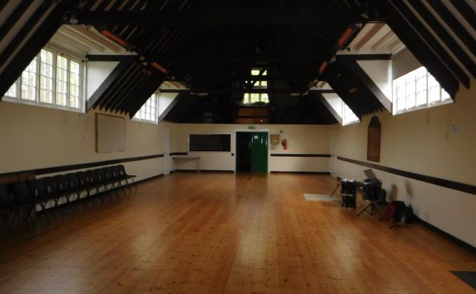 Hunton village hall kitchen  improvements image