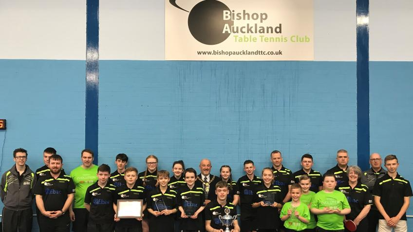 Bishop Auckland Table Tennis Community Hub