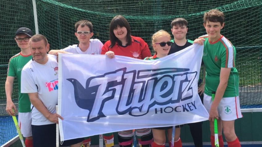 Help us get to the Euro ParaHockey Championships