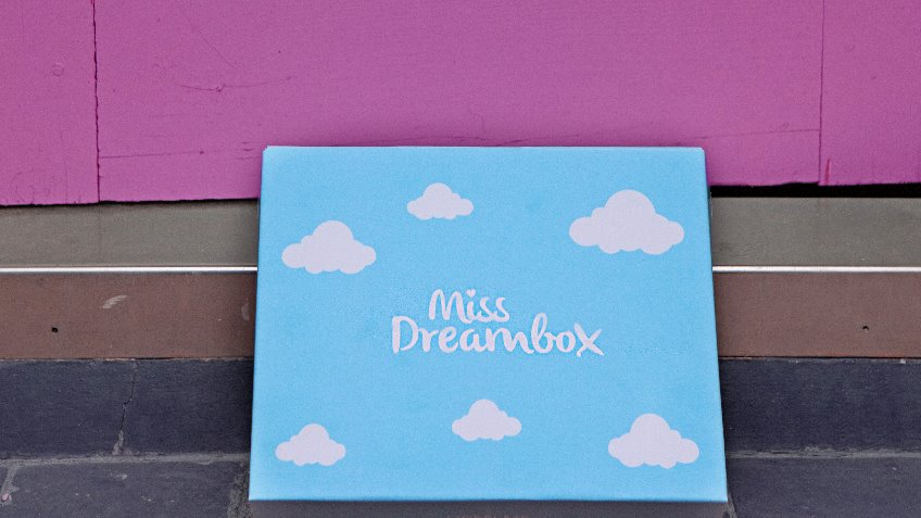 Miss Dreambox - subscription boxes for UK girls