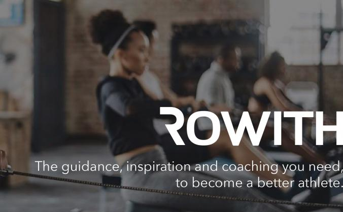 Rowith | audio-guided rowing workout app image