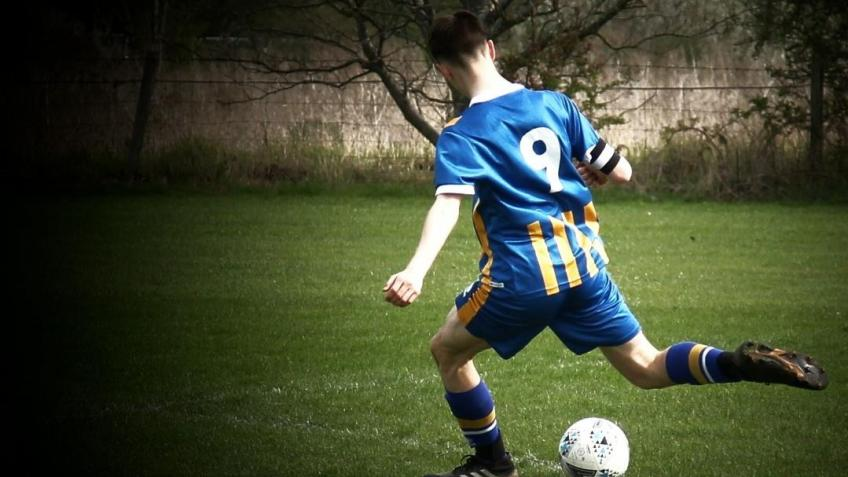 Shrewsbury player to Galway Football Tournament