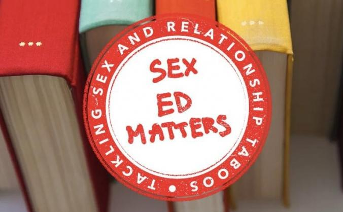 Sex ed matters: tackling sex & relationship taboos image