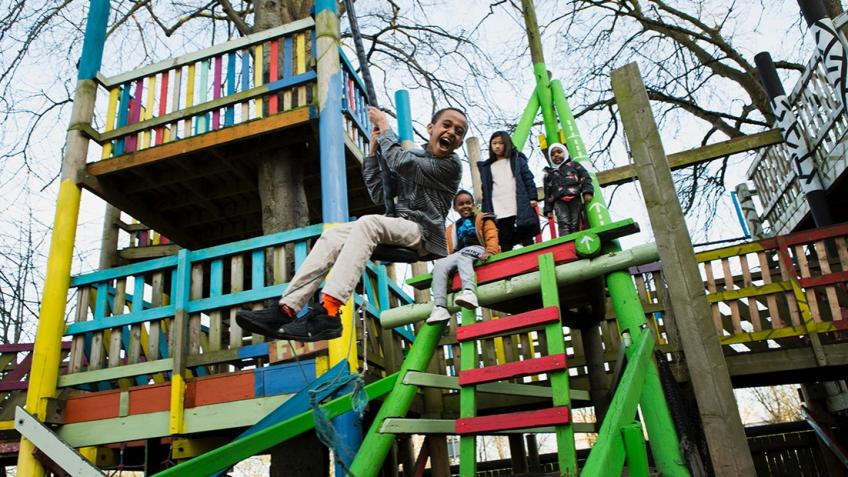 Save St Paul's Adventure Playground - Fundraiser