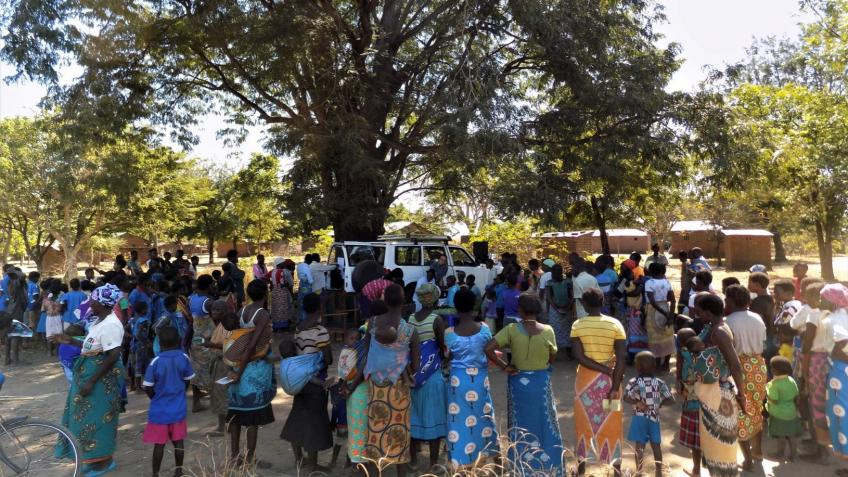 Mobile Clinic, Malawi