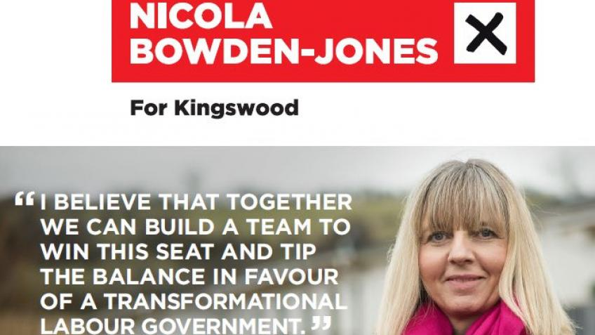 Kingwood General Election Campaign