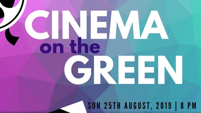 Cinema on the Green - Sponsor the Screen