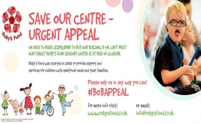 Save our centre image