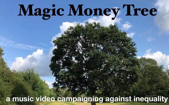 The magic money tree - a campaign music video image