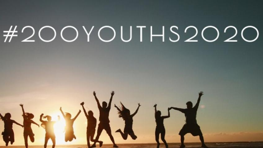 #200youths2020 - FREE Wellbeing Support Project