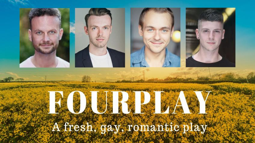 FOURPLAY Gay Theatre Fundraiser