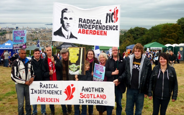 Radical Independence Campaign Aberdeen