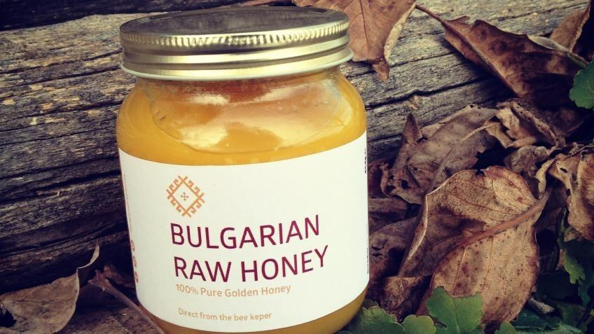 Bulgarian Raw Honey