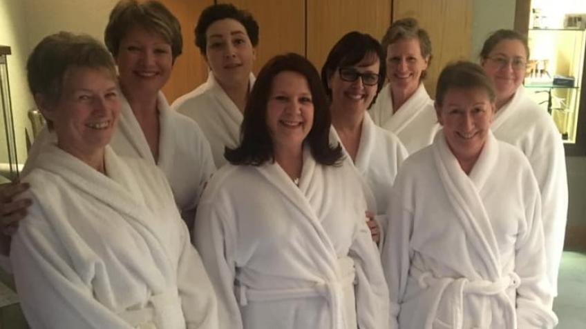 Spa & Pamper days for people living with cancer