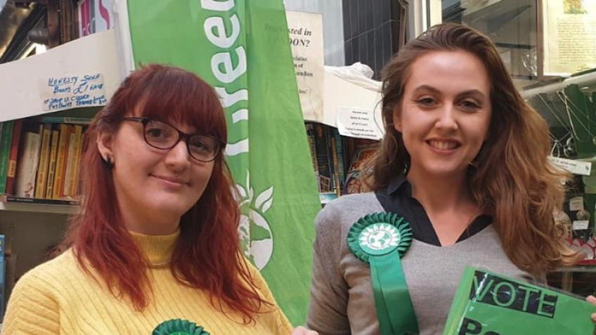 Barnet Green Party Election Fund