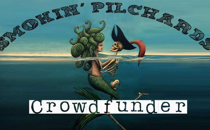 Help pilchards fund our new album! image