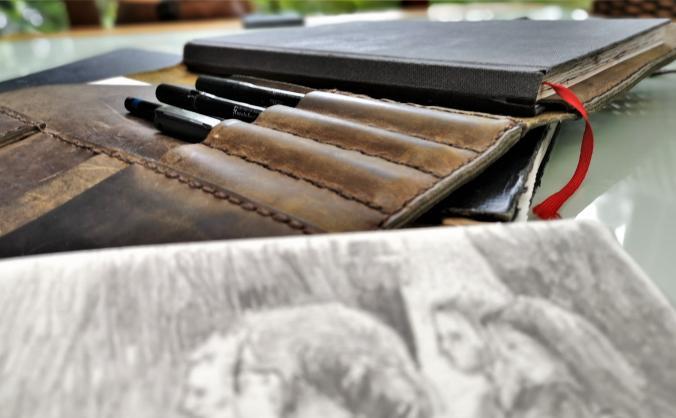 The bengaluru sketchbook image