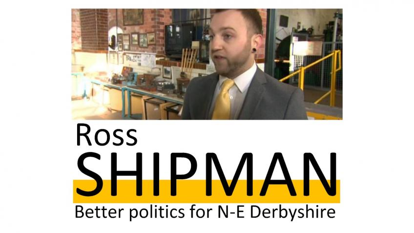 Get a hard working local MP for N-E Derbyshire