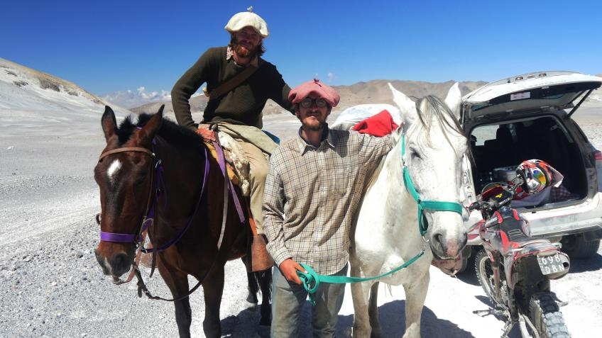 I bought a horse and rode 2000km across Argentina