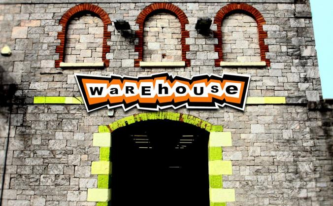 Warehouse launch weekend image