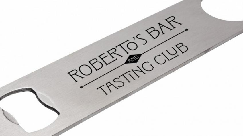 Roberto's Tasting Club The Venue!
