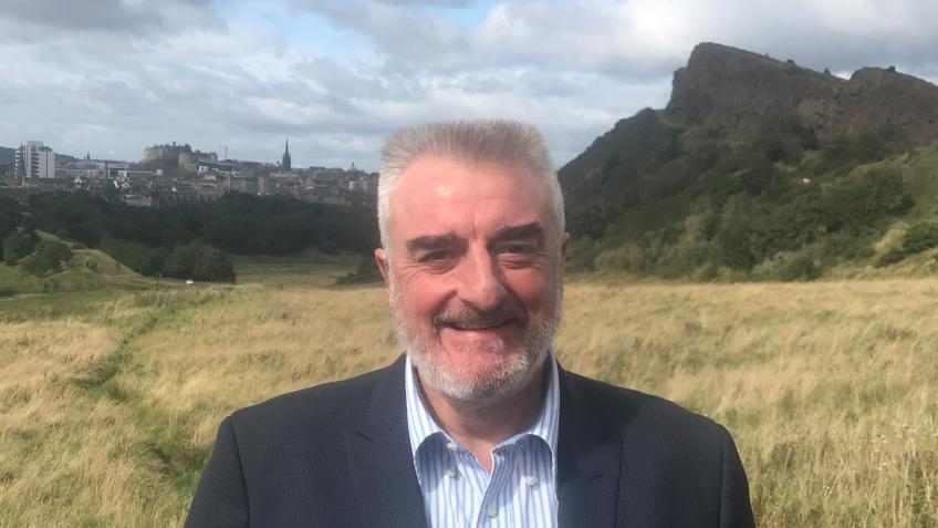 Re-elect Tommy Sheppard - SNP