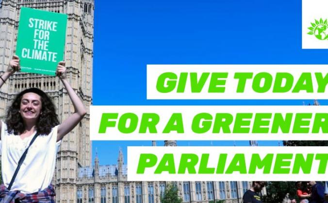 The time is now to get more greens to parliament! image