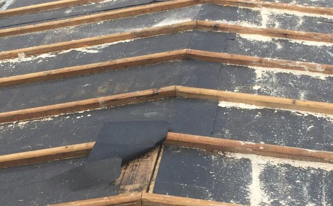 Stop the church roof lead thieves image