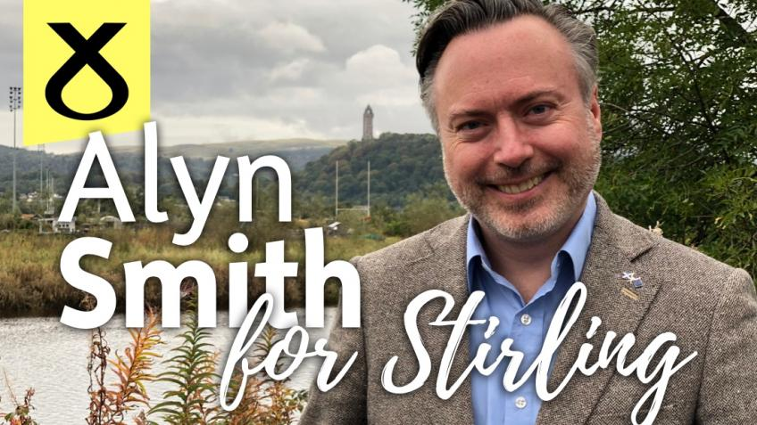 Alyn Smith for Stirling - SNP election fund