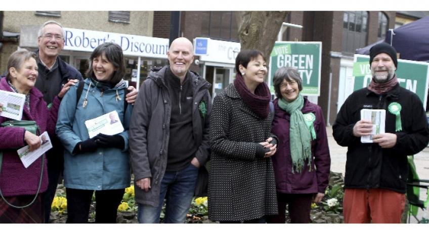 North Oxon Green Party Election Campaign Fund