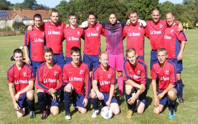 10 Years of Boxford Rovers FC - New Kit Needed