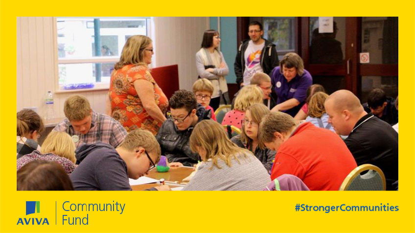 Workshops for adults with Prader-Willi Syndrome.