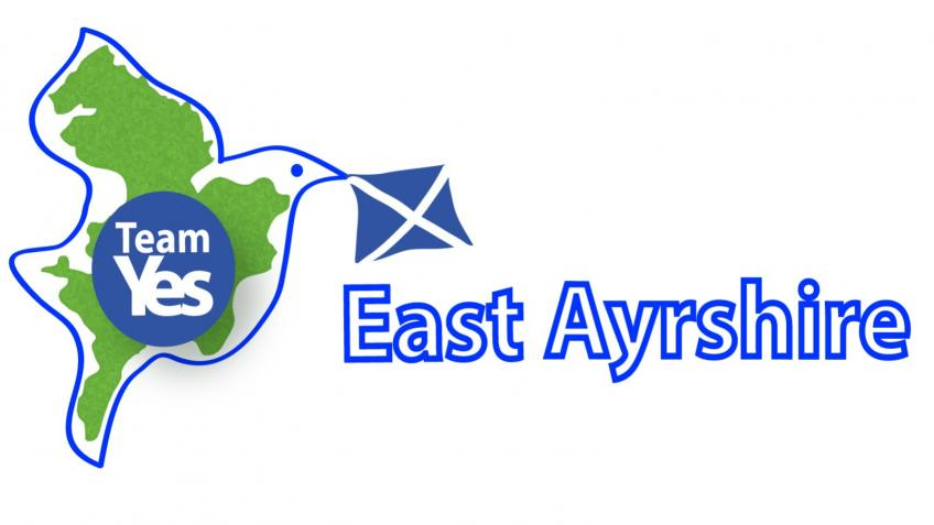 Yes East Ayrshire Crowdfunder 2019